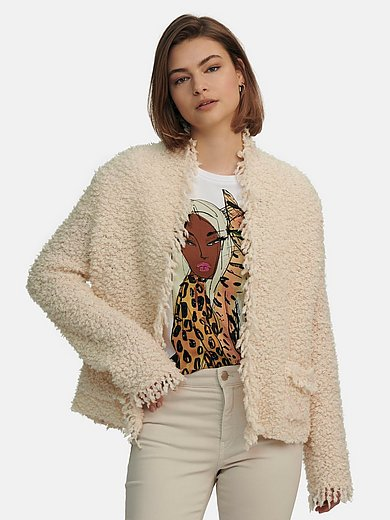 Marc Cain - Open-front cardigan