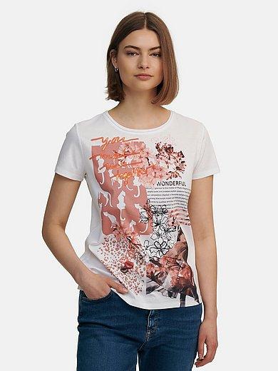 Marc Cain - Rundhals-Shirt