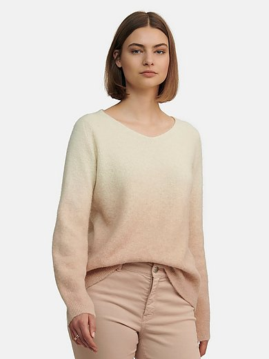 Marc Cain - Jumper with balloon-shaped sleeves