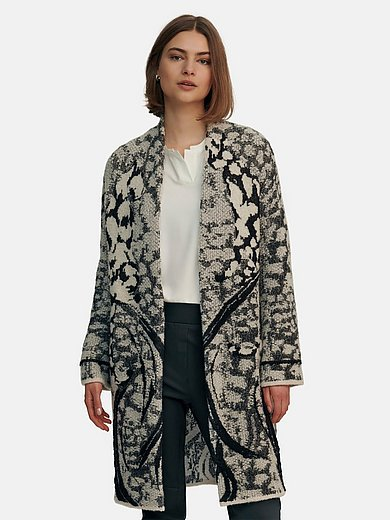 Marc Cain - Knitted coat