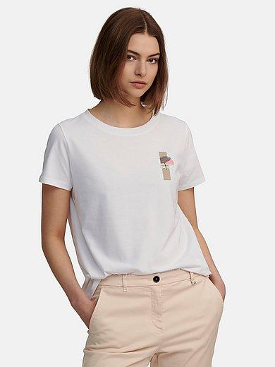 Marc Cain - Le T-shirt col rond