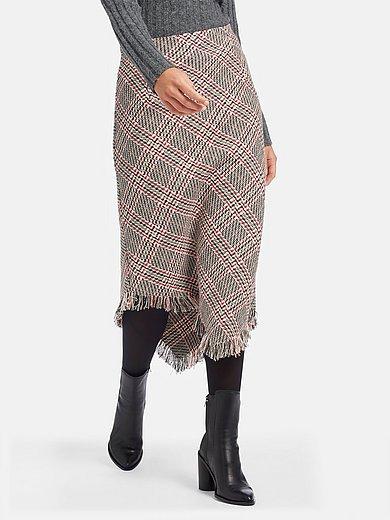 Emilia Lay - La jupe ceinture élastiquée