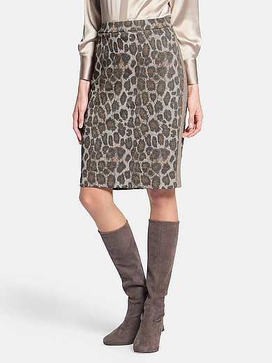 Basler - La jupe en jersey