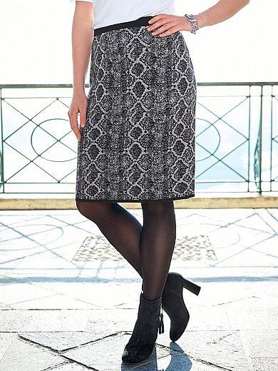 Anna Aura - Stickad kjol