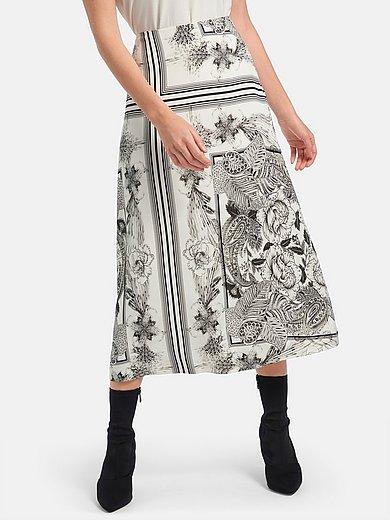 Riani - Nederdel med tørklædeprint