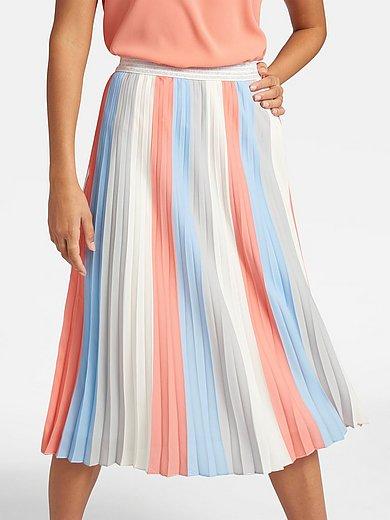 Basler - Pull-on style pleated skirt