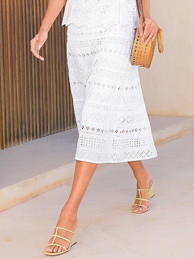 Peter Hahn - Summer skirt in 100% cotton