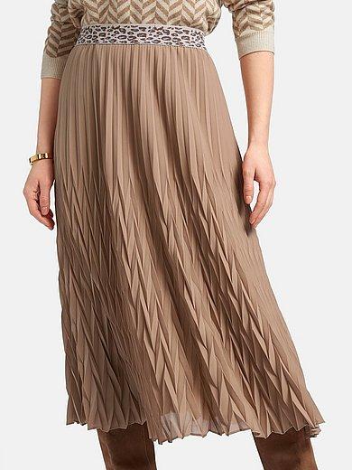 Basler - La jupe à taille élastiquée