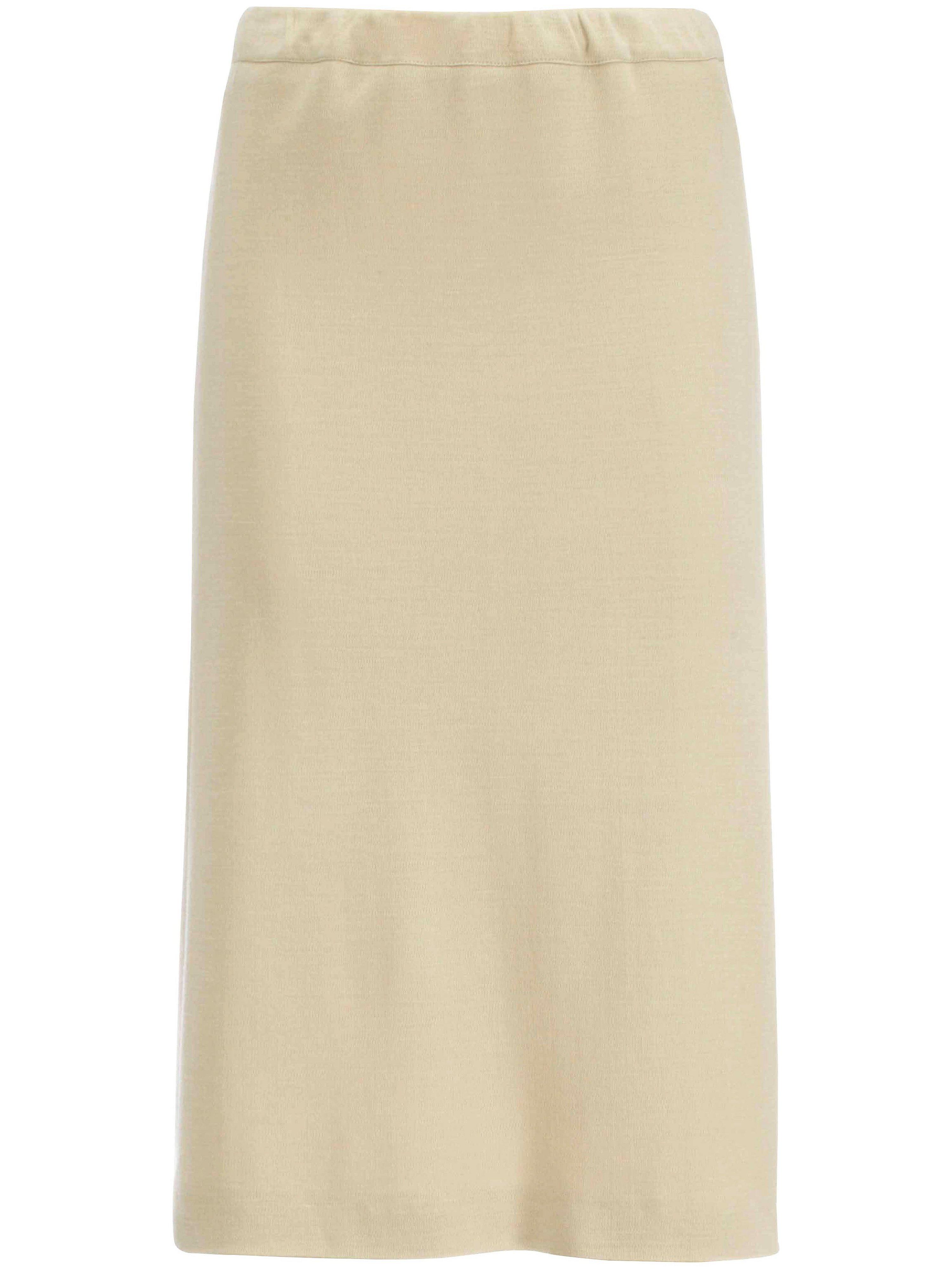 La jupe  Rössler Selection beige taille 42