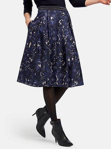 Windsor - Kjol av 100% silke