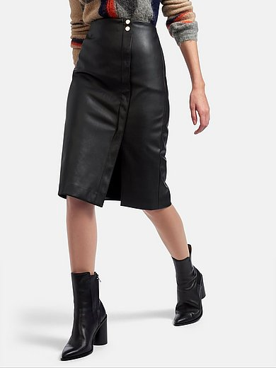 Joop! - Skirt in faux leather