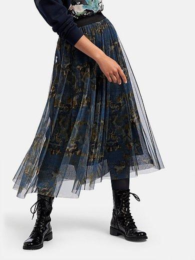 Margittes - La jupe ceinture élastiquée