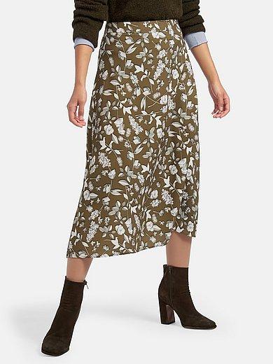 Riani - Kjol med briljant blomtryck