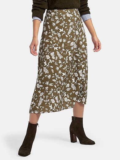 Riani - Skirt with floral print