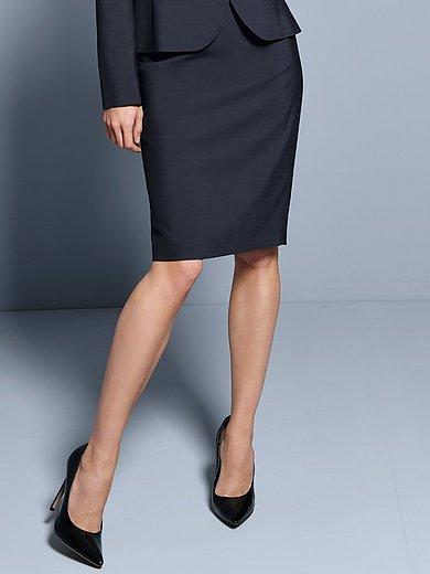 Windsor - Skirt in straight pencil shape