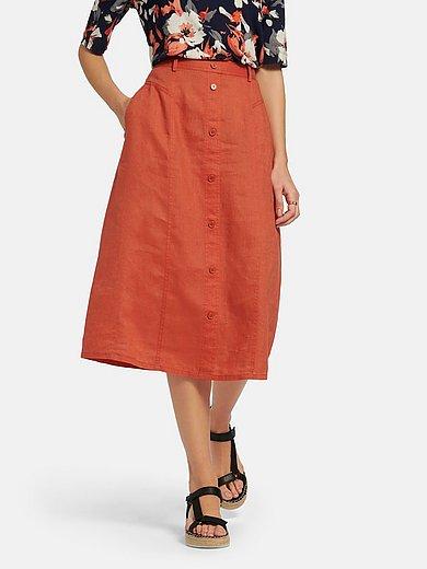 Peter Hahn - Skirt made of 100% linen