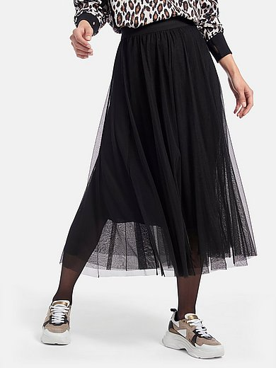 Margittes - Skirt with double-layerd lining