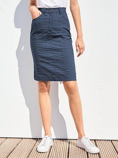 KjBrand - La jupe Wash & Go, ligne droite