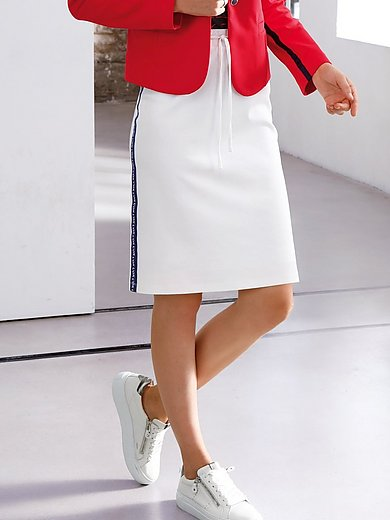Looxent - Pull-on jersey skirt