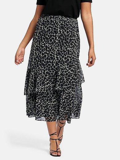 Emilia Lay - Skirt with giraffe print