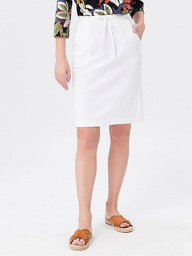 Green Cotton - Jersey skirt