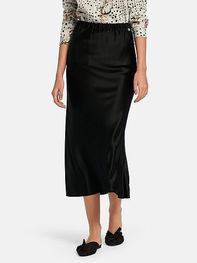 Laura Biagiotti Roma - Skirt in silk blend