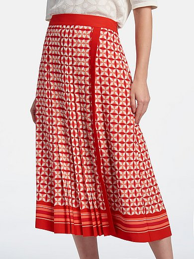 Basler - Skirt with graphic print