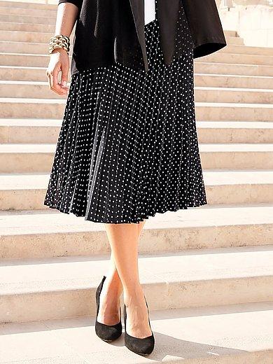 Anna Aura - Le jupe plissée avec motif à pois