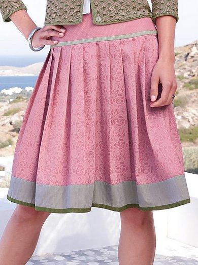Hammerschmid - Nederdel med bred linning og lynlås i sidesømmen