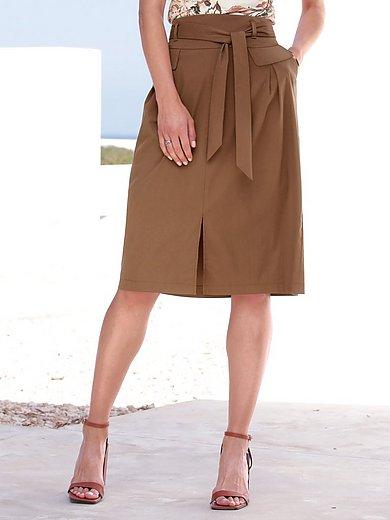 Gerry Weber - Stretch cotton skirt
