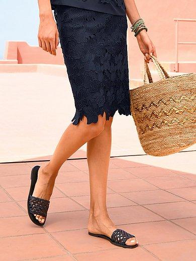 Laurèl - Nederdel i smalt pencilsnit