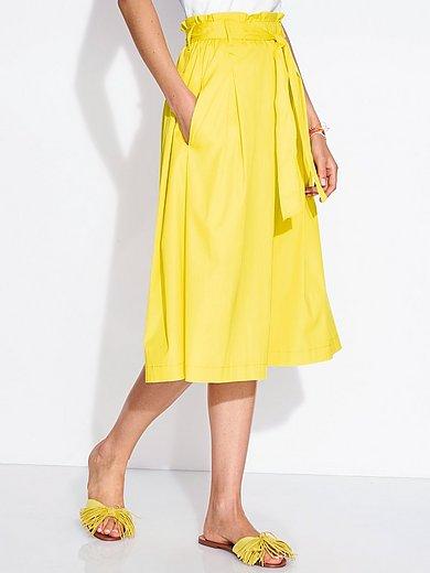 Brax Feel Good - La jupe modèle Klara style Paperbag