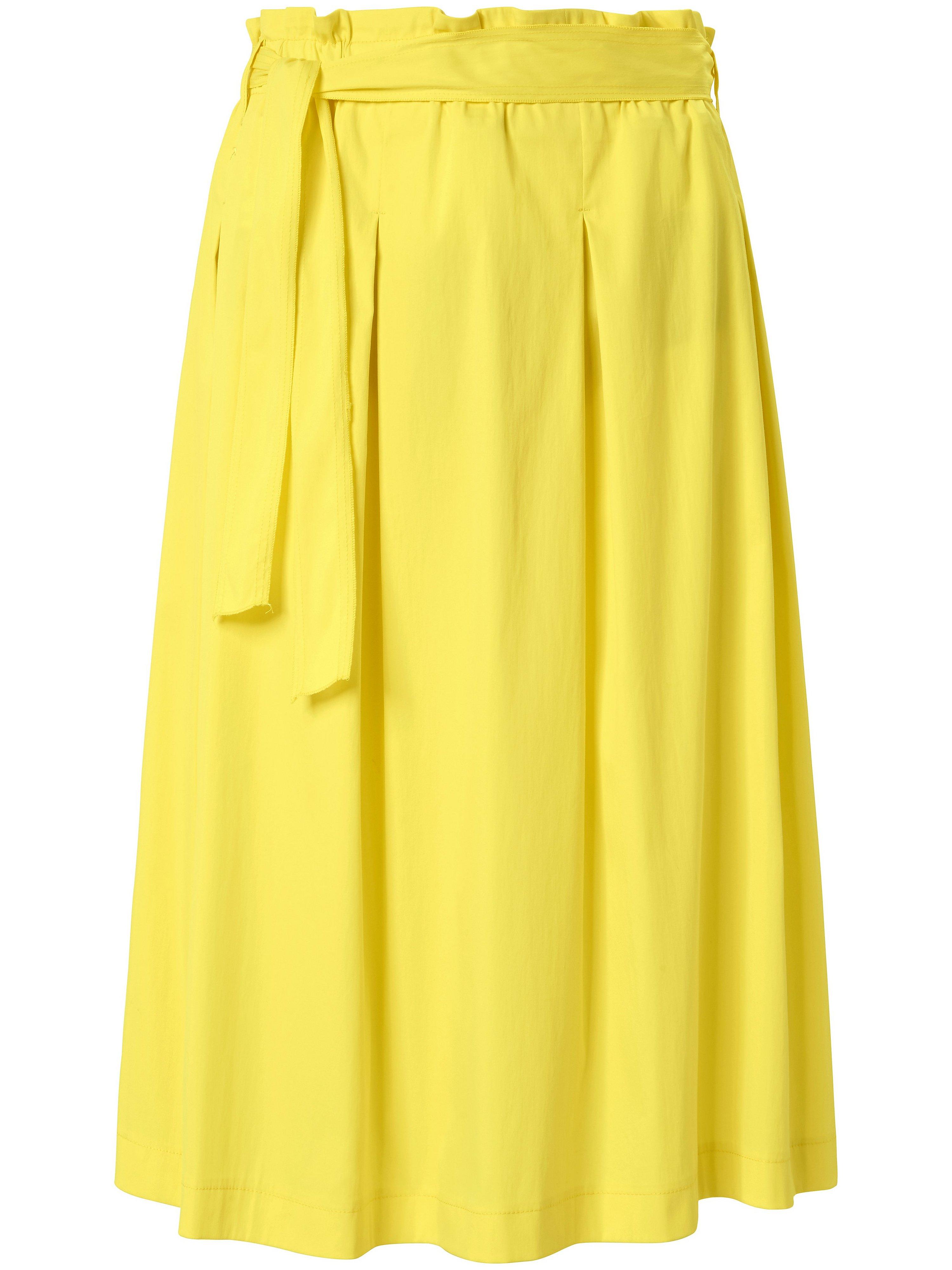 Skirt design Klara Brax Feel Good yellow