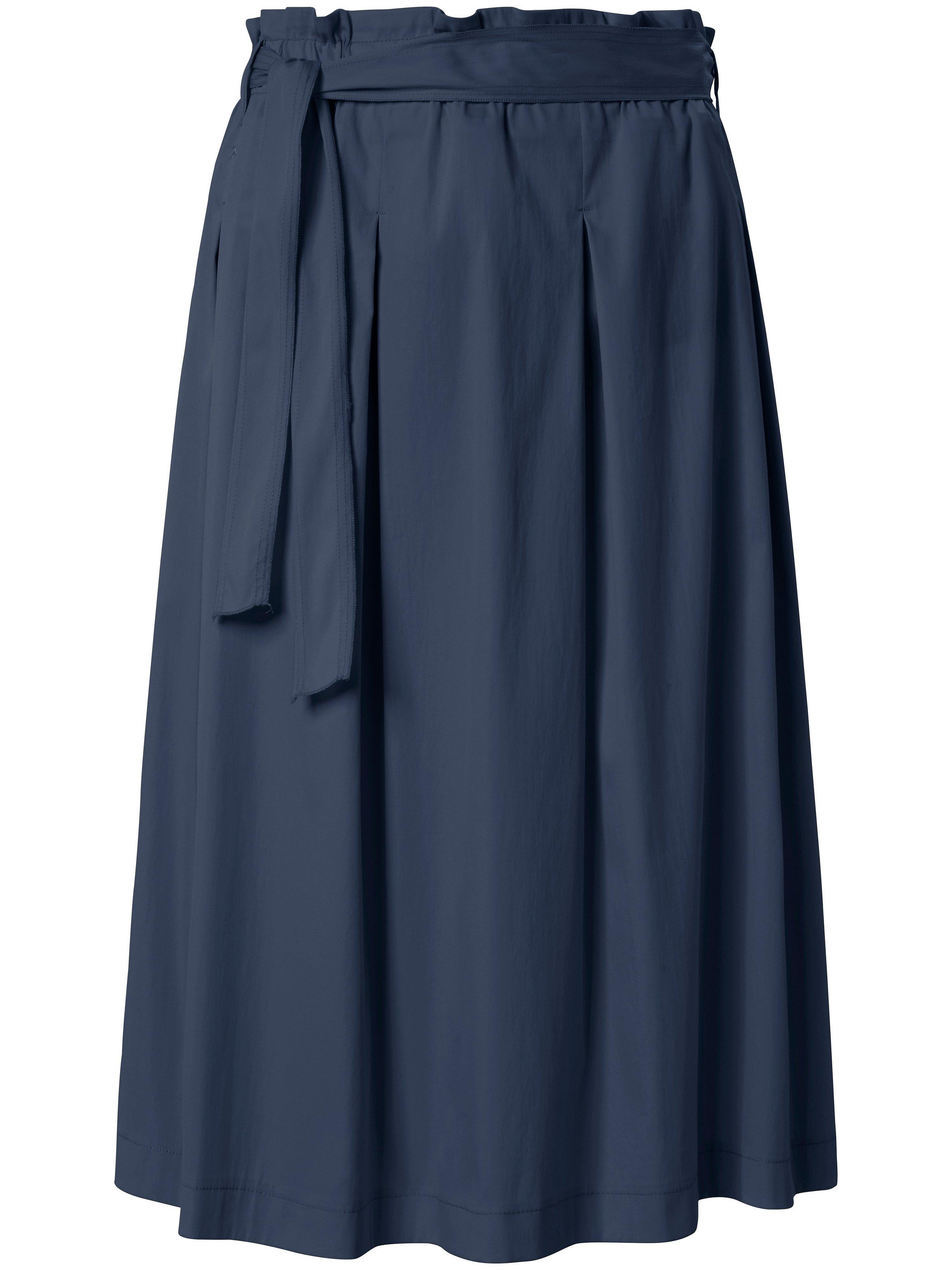 Skirt design Klara Brax Feel Good blue