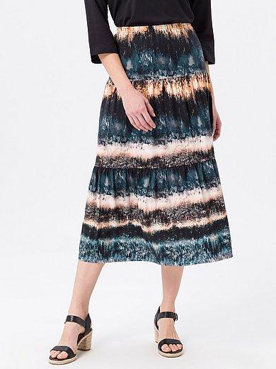 Green Cotton - La jupe longue 100% coton
