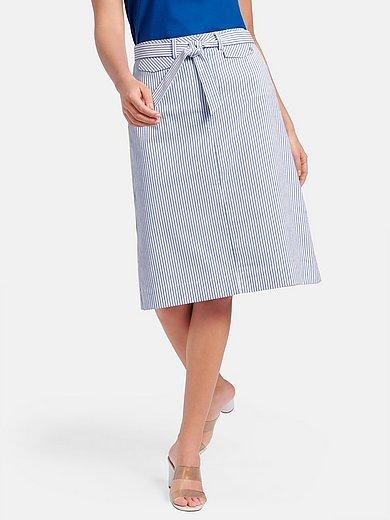 Basler - La jupe à fines rayures