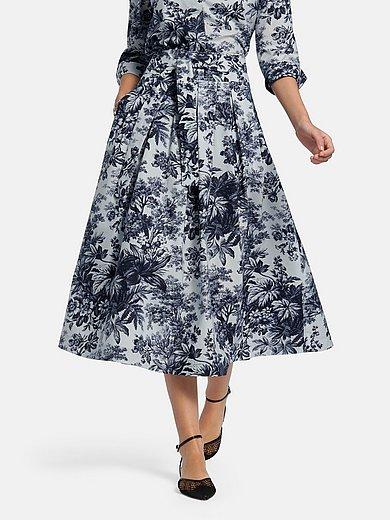 Windsor - Skirt in 100% cotton