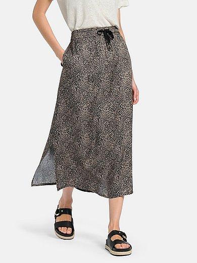 Margittes - La jupe avec fente sur les côtés