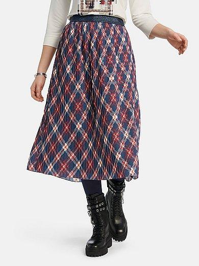 Basler - La jupe plissée à Carreaux