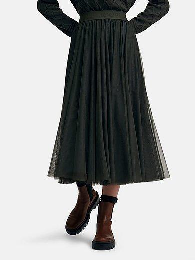 Joop! - La jupe avec ceinture élastiquée ornée de logos
