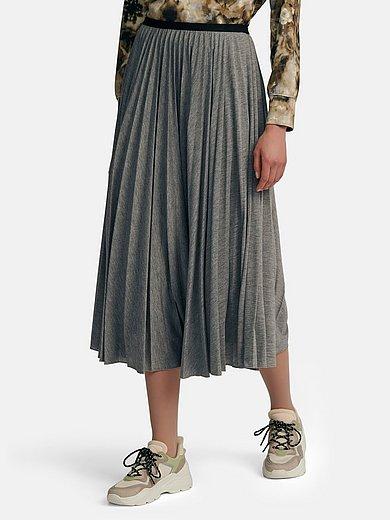 Margittes - La jupe plissée à taille élastiquée
