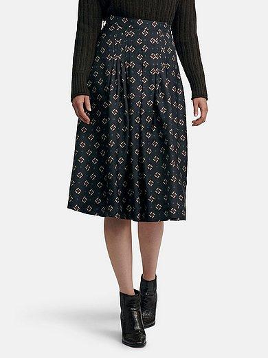 (THE MERCER) N.Y. - Skirt made of 100% silk