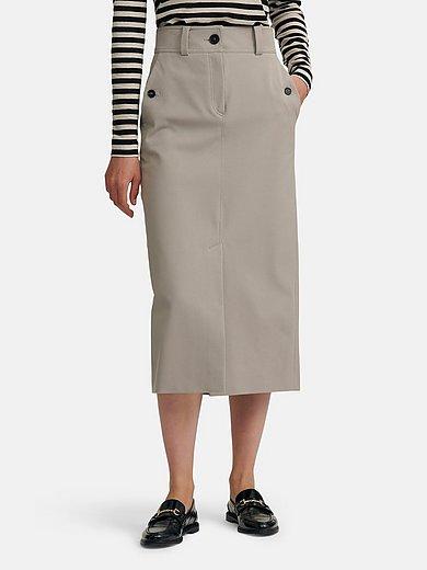 Windsor - Skirt with concealed split
