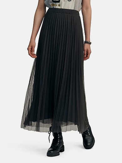 Margittes - Lång plisserad kjol
