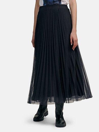 Margittes - Lang, plisseret nederdel